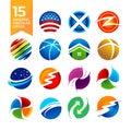 15 Amazing Circular Shape Logos