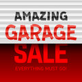 Amazing Garage Sale poster