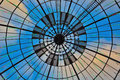Amazing glass dome Royalty Free Stock Photo