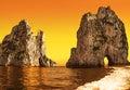 Amazing Landscape At Capri Isl...