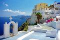 Amazing Santorini Stock Images