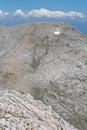 Amazing view to Kutelo Peak, Pirin Mountain