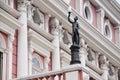 Amazon Belle Époque Architecture Royalty Free Stock Photography