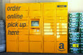 Amazon Locker Royalty Free Stock Photo