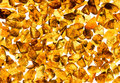 Amber background Royalty Free Stock Photography