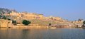 Amber Fort, Jaipur Royalty Free Stock Image