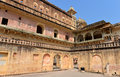 Amber Fort, Jaipur Royalty Free Stock Photo