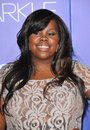 Amber riley glee star at the world premiere of sparkle at grauman s chinese theatre hollywood august los angeles ca picture paul Stock Photos
