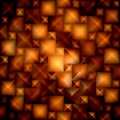 Amber seamless pattern for background Stock Images