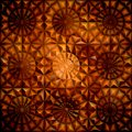 Amber seamless pattern for background Stock Photos