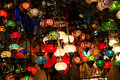 Ambient lighting from Asia Royalty Free Stock Photo