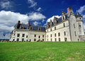 Amboise castle Royalty Free Stock Photo