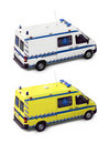 Ambulance Royalty Free Stock Photo