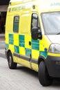 Ambulance Royalty Free Stock Photo