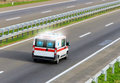 Ambulance Emergency Royalty Free Stock Photo
