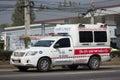 Ambulance pickup of Sannameng Subdistrict Administrative Organiz
