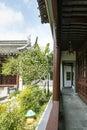 Ambulatory this photo was taken in zhan garden nanjing city jiangsu province china photo taken on aug th Royalty Free Stock Photos