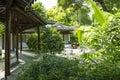 Ambulatory this photo was taken in zhan garden nanjing city jiangsu province china photo taken on aug th Stock Photo