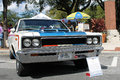 Amc rebel car at the car show rambler premier in lakeland florida Stock Photography