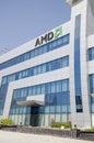 Amd offices in dubai united arab emirates Royalty Free Stock Photos