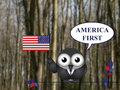 America First pledge