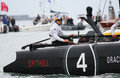 America's Cup World Series Venice, JAMES SPITHILL Royalty Free Stock Photo