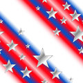 American Background Royalty Free Stock Photo