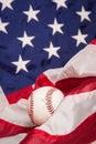American Baseball Royalty Free Stock Photo