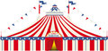 American big top circus an for you Royalty Free Stock Image