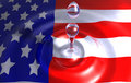 American Colors Royalty Free Stock Photo