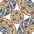 American culture pattern Royalty Free Stock Photography