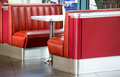American diner detail of an Royalty Free Stock Photo