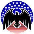 American eagle Royalty Free Stock Photography