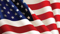 Royalty Free Stock Images American Flag