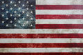 American flag background Royalty Free Stock Photo