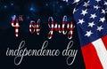 American Flag Memorial Day Or ...