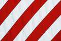 American Flag Red and White Stripes Closeup Royalty Free Stock Photo