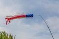 American Flag Wind Sock