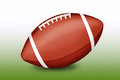 American football and all things related Royalty Free Stock Images