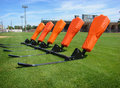American Football Blocking Sled