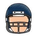 American football player avatar