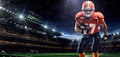 American Football Sportsman Pl...
