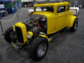 American Graffiti Hot Rod Royalty Free Stock Photo