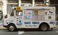 American ice cream van Stock Photography