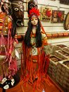 American Indian Doll Royalty Free Stock Photo