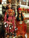 American Indian Dolls Royalty Free Stock Photo
