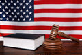 American law Royalty Free Stock Photo