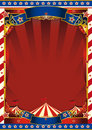 American old striped circus background Stock Photo