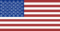 American peace flag with peace signs a of the usa instead of stars this represents the desire of anti war activists for and non Stock Image
