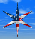 American Star Stock Photography